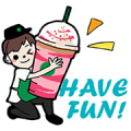 Frappuccino- Sip Sip Go!