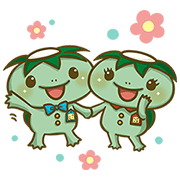 Kappa Zushi Original Stickers