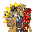Lupin the 3rd + Talking + Pop-Up + Voice Stickers