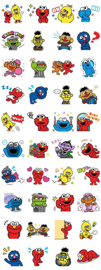 Sesame Street: Happy Days