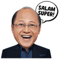 Mario Teguh's Super Greeting