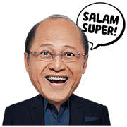 Mario teguhs super greeting line stickers for android iphone etc mario teguhs super greeting reheart Choice Image