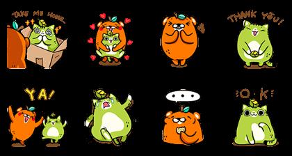 OB Design x Orange Bear