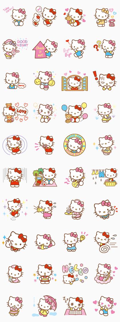 Stickers hello kitty para facebook id e inspirante pour la con - Comment choisir son seche serviette ...