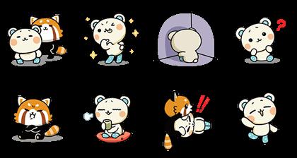 Shirotasan & Resamaru
