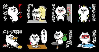 Attractive eye's cat x livedoor Blog