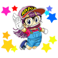 Dr. Slump -Arale- + Animated