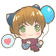 Temporary Sticker from LINE Naver