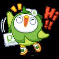 Robin Bird + FuFu