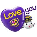 THAI Airways: Smile Staff & Always Love You