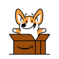 Meet Rufus, the corgi from Amazon