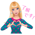 Lily-Brown-meets-Barbie-collaboration-