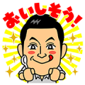 「Cook Do®」 Gussan stickers