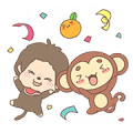 LINE Touch Monchy Limited Stickers