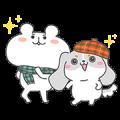 Phappy × yurukuma Collaboration