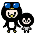 Editor Penguini's Sharp-Tongued Stickers