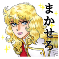 LINE PokoPoko & The Rose of Versailles