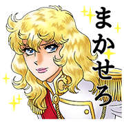 LINE-PokoPoko-The-Rose-of-Versailles-