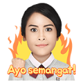 Smart Girl Maudy Ayunda