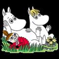 LINE NEWS × Moomin