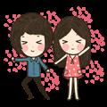 Huatoh & Gabelle: Lovely Couple