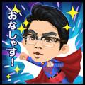 LINE PLAY × Super Salaryman Saenai-shi