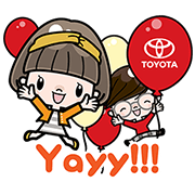 Toyotas-New-Account-Greetings-