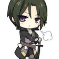 Hakuouki LINE Stickers