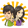 Mr. Matsuzaka & Ms. Horikita