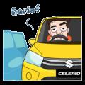Phuak-Freud with All New Suzuki CELERIO