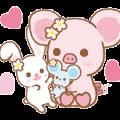 Piggy girl