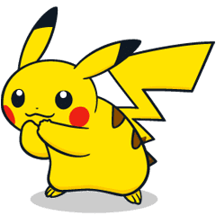 Pokémon Sticker for LINE & WhatsApp | ZIP: GIF & PNG