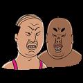 Goofy Twins, Jiro & Koo