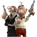 Mortadelo & Filemon: Mission Implausible