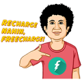 Recharge on Freecharge