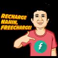 Recharge on Freecharge