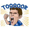 Schalke 04ʹs First Official Stickers