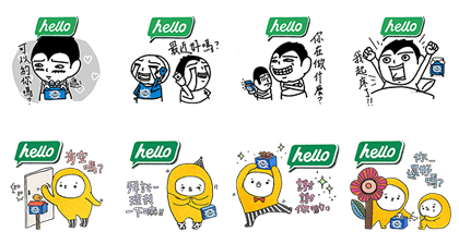 What kind of Hello are you today?