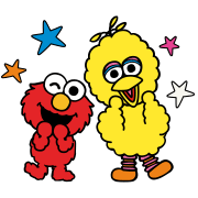 Sesame Street ★ Happy Days