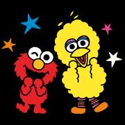 Sesame Street ★ Happy Days