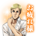 Attack on Titan Original LINE Stickers