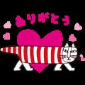 BENEFIQUE × LISA LARSON Limited Sticker