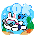 LINE Characters: Cute and Soft Summer