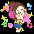 TuaGom: A Cute Little Girl
