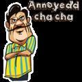 Annoyed Chacha
