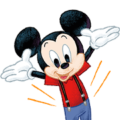 Mickey Mouse (Signup Reward)