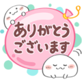 Omochi-chan Everyday Stickers