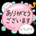 Omochi-chan Everyday Stickers