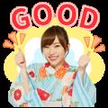 AKB48: Kami 7 Yukata Pop-Ups