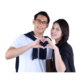 Afgan and Raisa Together Forever